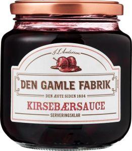Den Gamle Fabrik Cherry Sauce