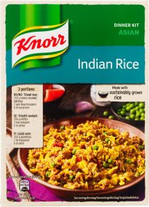 Knorr Indian Rice