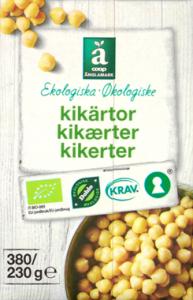 Änglamark Organic Chickpeas