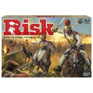 Risk Spillet om Strategi