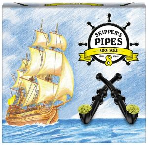 Malaco Skipper's Pipes Sea Salt