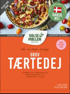 Valsemøllen Whole Grain Pie Mix