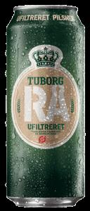 Tuborg Raw Organic 0,5 L