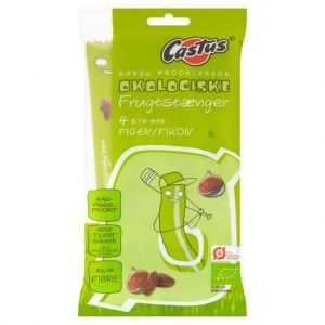 Castus Fruit Sticks Figs Organic