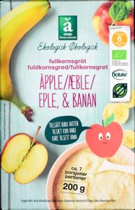 Änglamark Porridge Apple & Banana