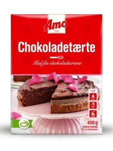 Amo Chocolate Pie Mix