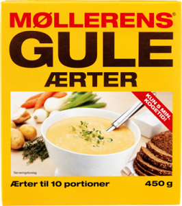 Møllerens Yellow Pea Soup