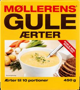 Møllerens Gule Ærter