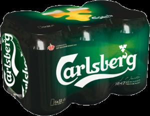 Carlsberg Pilsner 6-pack