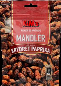 KiMs Mandler Krydret Paprika