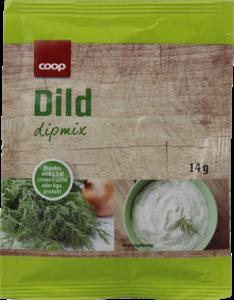 Coop Dill Dip Mix