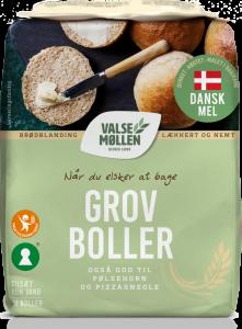 Valsemøllen Coarse Buns Mix