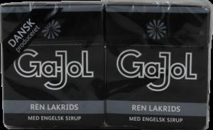 Ga-Jol Liquorice & English Sirup 2-pack