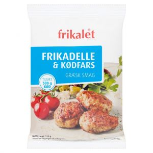 Frikalet a spice and auxiliary mixture for making meatballs and other meat dishes. SHOP SCANDINAVIAN PRODUCTS AT NORDIC EXPAT SHOP