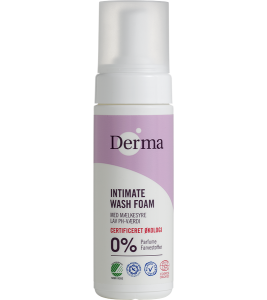 Derma Woman Intimate Wash Foam