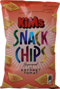 KiMs Krydret Tomato Chips
