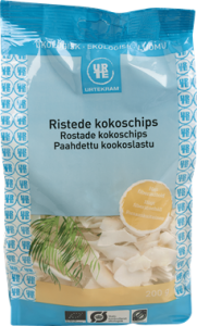 Urtekram Organic Roasted Coconut Chips