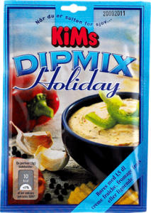 KiMs Dip Mix Holiday