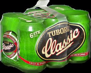 Tuborg Classic 6-pack