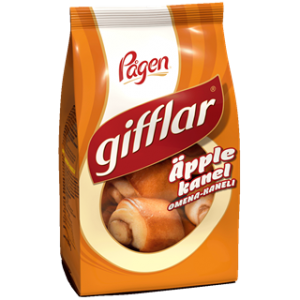 Pågen Gifflar Apple with Cinnamon