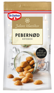 Dr. Oetker Peppernuts Spice