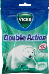 Vicks Double Action