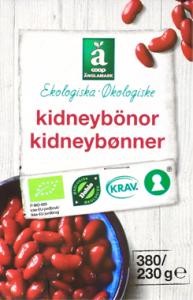 Änglamark Organic Kidney Beans