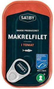 Sæby Mackerel in Tomato Sauce