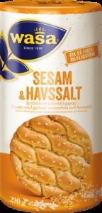 Wasa Sesam & Seasalt