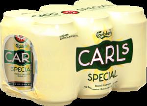 Carlsberg Carl's Special 6-pack