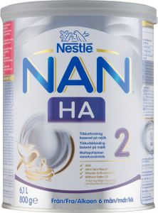 Nestlé NAN HA 2 Milk Formula 6+ Months