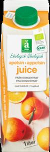 Ängelmark Organic Orange Juice