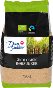 Dansukker Organic Cane Sugar