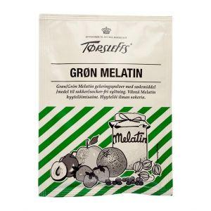 Tørsleffs Green Melatine Sugar-Free
