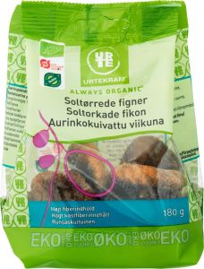 Urtekram Organic Sun Dried Figs