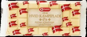Carletti White Chocolate