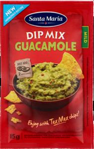 Santa Maria Guacamole Dip Mix