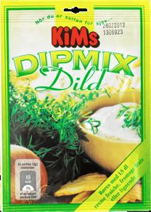 KiMs Dip Mix Dill