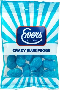 Evers Crazy Blue Frogs