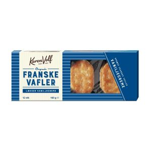 Karen Volf French Waffles
