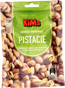 KiMs Originale Amerikanske Pistacie