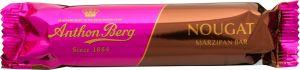 Anthon Berg Nougat & Marzipan Chocolate Bar