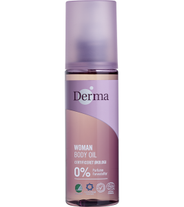 Derma Woman Body Oil