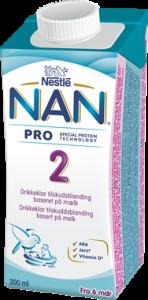Nestlé NAN Pro 2 Milk Formula From 6 Months