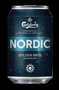 Carlsberg Nordic Gylden Bryg 0,33 L
