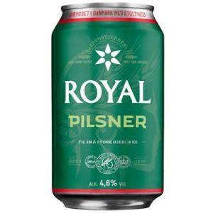Royal Pilsner 0,33 L
