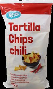 X-tra Chilli Tortilla Chips
