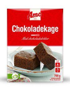 Amo Chocolate Cake
