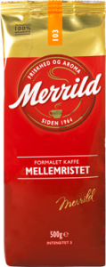 Merrild Red Medium Roasted