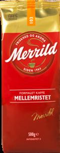 Merrild Rød Mellemristet